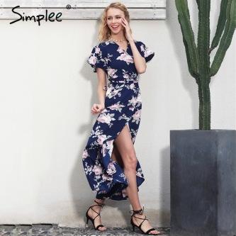 Simplee-Boho-floral-print-mermaid-long-dress-Summer-beach-vintage-split-women-dress-robe-Elegant-sashes.jpg_640x640.jpg